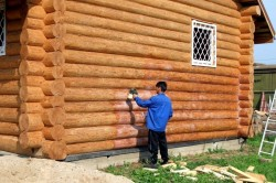 Химическая обработка древесины