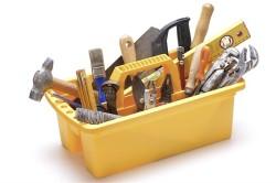 Инструменты для проведения работ