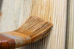 Обработка древесины водорастворимым антисептиком
