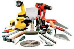 Инструменты для строительства деревянного дома