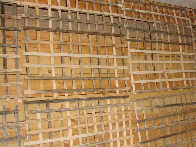 Штукатурка деревянной поверхности