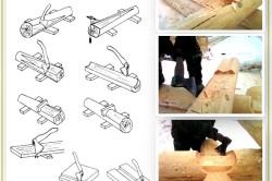Технология изготовления паза