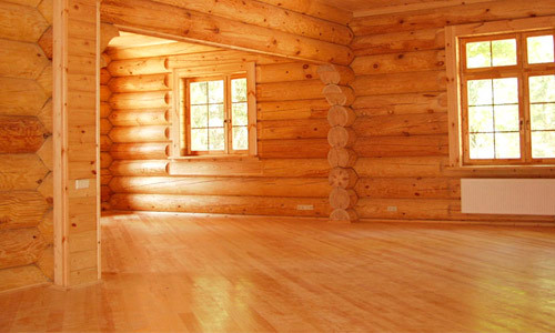 Как правильно сделать пол в деревянном доме