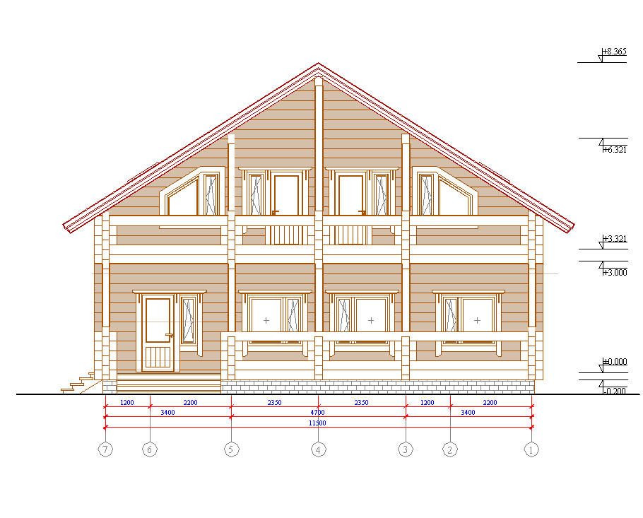 Проект строительства
