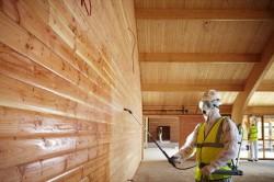 Обязательная противопожарная обработка древесины