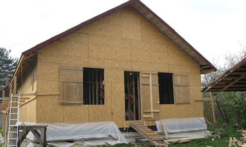 Как построить щитовой дом своими руками пошаговая фото 251