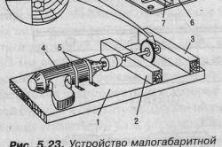 Циркулярная пила на основе электродрели