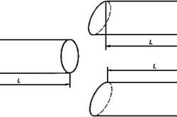 Измерение длины бревна по ГОСТ Р 52117-2003